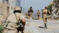 اعتقال 21 مسلحا في حملة أمنية للجيش الوطني بتعز