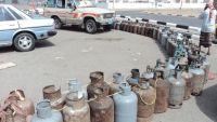 أسطوانات الغاز التالفة.. قنابل موقوتة في منازل اليمنيين  (تقرير)
