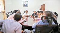 وزير الداخلية: الحملة الأمنية بعدن ستطال كل العشوائيات بما فيها أراضي المنطقة الحرة