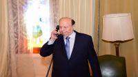 الرئيس هادي يؤكد اهتمام الحكومة بتطبيع الأوضاع في تعز