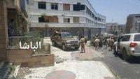تعز .. قوات الأمن الخاصة تتسلم المقرات الأمنية والحكومية في المدينة