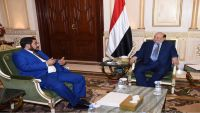 الرئيس هادي: صعدة أضحت مطوقة من اتجاهات عدة