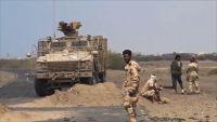 تعز.. الجيش الوطني يسيطر على مفرق البرح