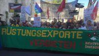 مظاهرة ببرلين.. أوقفوا بيع الأسلحة للسعودية والإمارات