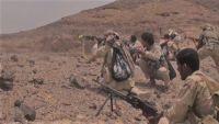 الجيش الوطني يسيطر على مديرية الوازعية بالكامل غربي تعز