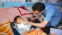 """الصحة العالمية تعلن تسجيل """"91"""" حالة وفاة بمرض الدفتيريا في اليمن"""