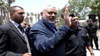 """وفد من """"حماس"""" برئاسة هنية يزور مصر بشكل مفاجئ"""