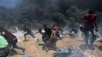 رويترز: إسرائيل تقتل 41 فلسطينيا مع تصاعد الغضب إزاء نقل السفارة الأمريكية