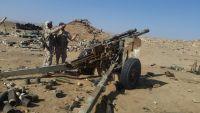 صعدة.. تقدم جديد للجيش الوطني في كتاف
