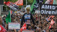 تركيا: إسرائيل ومصر لم تسمحا لطائراتنا بنقل جرحى غزة