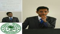 باحث يمني في الهند يحصل على درجة الدكتوراه في مجال شبكات الحاسوب اللاسلكية