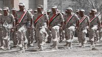 مصادر: محافظ تعز يشكل لجنة لإعادة هيكلة الألوية العسكرية بالمحافظة