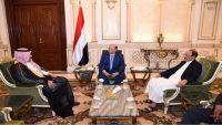 الرئيس هادي يثمن الأيادي البيضاء للسعودية في اليمن