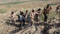الجيش الوطني يسيطر على الطريق الرابط بين حرض والملاحيظ في صعدة