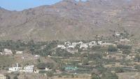 مليشيا الحوثي تنهب مزارع مواطنين بمناطق بين الضالع وإب بدعوى الخمس