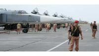 إسقاط طائرة مسيرة اقتربت من قاعدة حميميم في سوريا