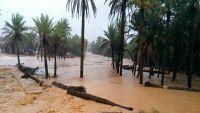 غرق سفينتين وفقدان أربعة أشخاصإثر إعصار