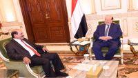 الرئيس هادي يعين اللواء محمد طماح رئيسا لهيئة الاستخبارات والاستطلاع