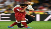 """""""راموس الكلب"""" يتصدر تويتر بعد تعمده إصابة صلاح فى مباراة ليفربول وريال مدريد"""