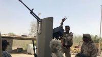 مقتل قائد التدخل السريع في قوات الحزام الأمني بمحافظة أبين