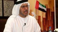 وزير إماراتي يزعم أن تدخل بلاده في اليمن كان اضطراريا