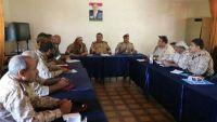 اللجنة الأمنية بتعز تعقد اجتماعا طارئا للوقوف على الأحداث الأخيرة وتقر عددا من الإجراءات