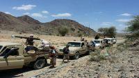الجيش الوطني يقتل ويأسر عددا من عناصر الحوثيين في جبهة قانية بالبيضاء