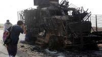 حصيلة معركة مرفأ الحديدة في اليمن تتخطى مئة قتيل منذ الأربعاء