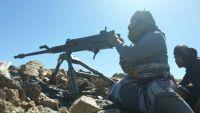 قتلى وجرحى في صفوف الحوثيين بجبهة الملاجم في البيضاء