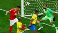 تعادل بطعم الهزيمة للبرازيل أمام سويسرا