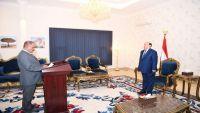 بعد ستة أشهر من صدور قرارات التعيين .. محافظي الضالع ولحج يؤديان اليمين الدستورية