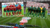 المغرب والسعودية يواجهان البرتغال والأوروغواي