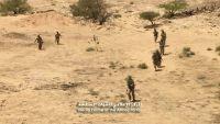 الجيش الوطني يعلن تطهير منطقة الغدير في صعدة