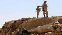 الجيش الوطني يسيطر على سلسلة جبال تويلق في رازح بمحافظة صعدة