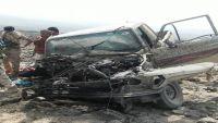 إصابة تسعة من جنود الحزام الأمني إثر انفجار عبوة ناسفة في أبين