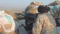 الجيش الوطني يتقدم في مقبنة ودار العقيرة بالعنين غربي تعز