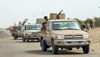 ألوية العمالقة تعلن إحباط محاولة تسلل للحوثيين بمطار الحديدة