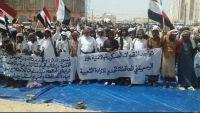 موقع إماراتي يتهم سلطنة عمان بإدارة اعتصامات المهرة ضد القوات السعودية