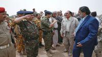 الفريق الأحمر يصل محافظة الجوف للاطلاع على أوضاع المحافظة