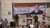 مهرجان حاشد بتعزلرفض العبث بمؤسسات الدولة وإعادة تدوير النظام السابق