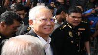 اعتقال رئيس الوزراء الماليزي السابق نجيب عبد الرزاق