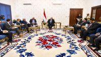 المبعوث الأممي يصل عدن ويقول إن لقاءه مع هادي كان مثمراً
