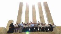 مأرب.. رحلة للأطفال المجندين للمواقع السياحية والتاريخية