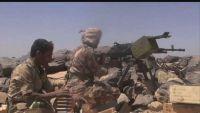 الجيش الوطني يحبط هجوما للحوثيين على نقيل الصلو شرقي تعز