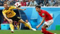 بلجيكا تهزم إنجلترا وتظفر بالمركز الثالث في المونديال