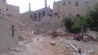 مسؤول محلي بشبوة يناشد هادي والحكومة من اعتداءات قوات النخبة على منزله
