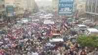 جدل واسع  في تعز إثر مسيرة جماهيرية طالبت باستكمال التحرير