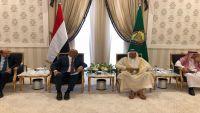 الزياني يطلع اليماني على برامج إعادة الإعمار في اليمن