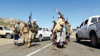مصادر : الجيش الوطني يصل إلى مشارف دمنة خدير جنوب شرقي تعز