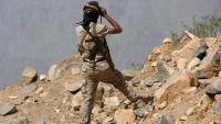 تعز .. وحدات من الجيش الوطني تتقدم باتجاه دمنة خدير
